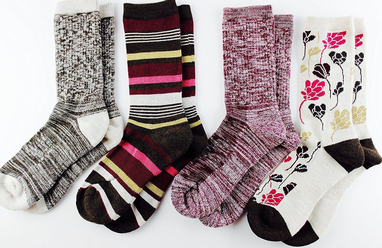 fe983b2fc Kirkland Signature Ladies Merino Wool Extra-Fine Trail Socks