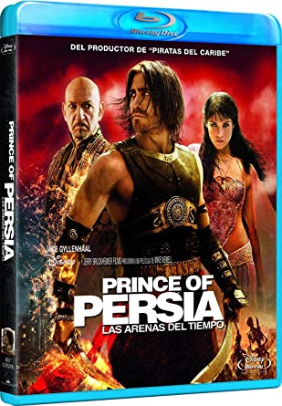 Bd 1 Disc Prince Of Persia [Blu-ray]: Amazon.es: Richard Coyle ...