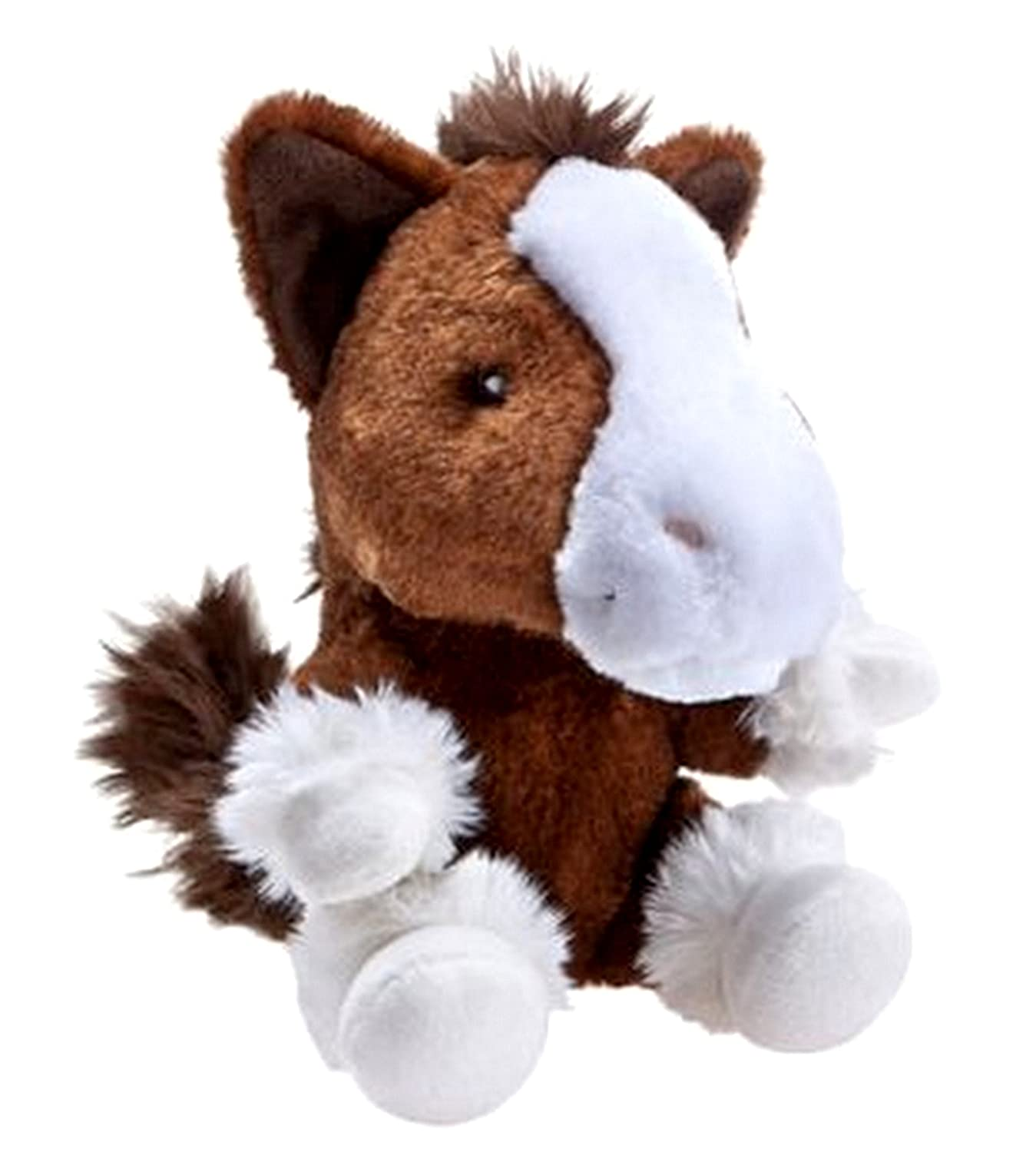 Amazon Build a Bear Workshop SF Smallfrys Clydesdale Pony