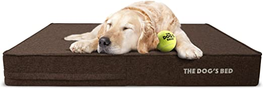 The Dog's Bed Orthopedic Dog Bed,