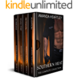 Southern Heat Complete Series Box Set: A Small Town Romance