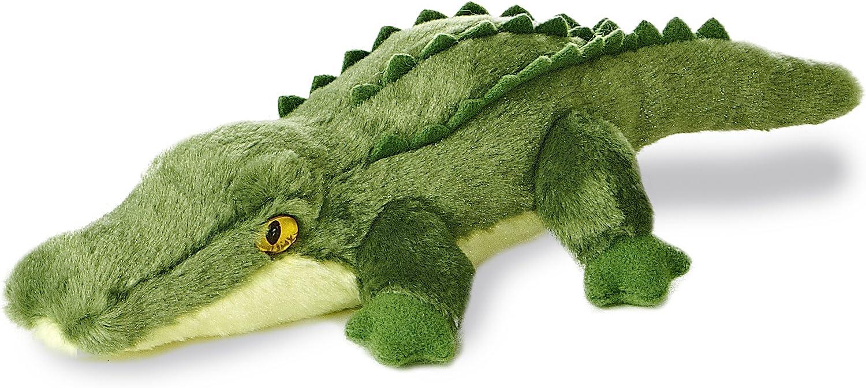 "Aurora Plush World New 12 Cuddly 12/"" Flopsie Crocodile Swampy Soft Toy"