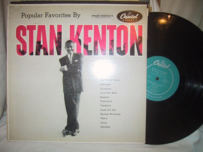 Popular Sale item Favorites New sales By Stan Kenton