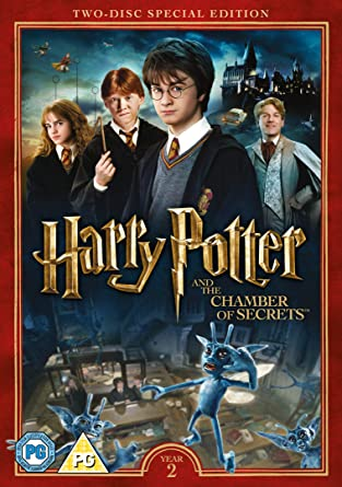 Amazon Com Harry Potter And The Chamber Of Secrets Includes Digital Download 2016 Edition Dvd Movies Tv