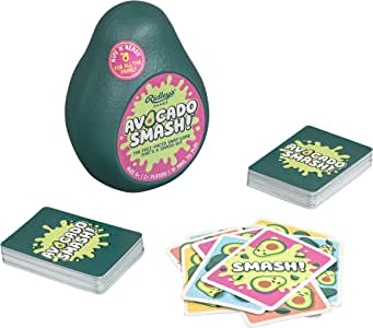 Ridleys | Aguacate Smash | Fast Paced Family Card Game | Snap: Amazon.es: Juguetes y juegos
