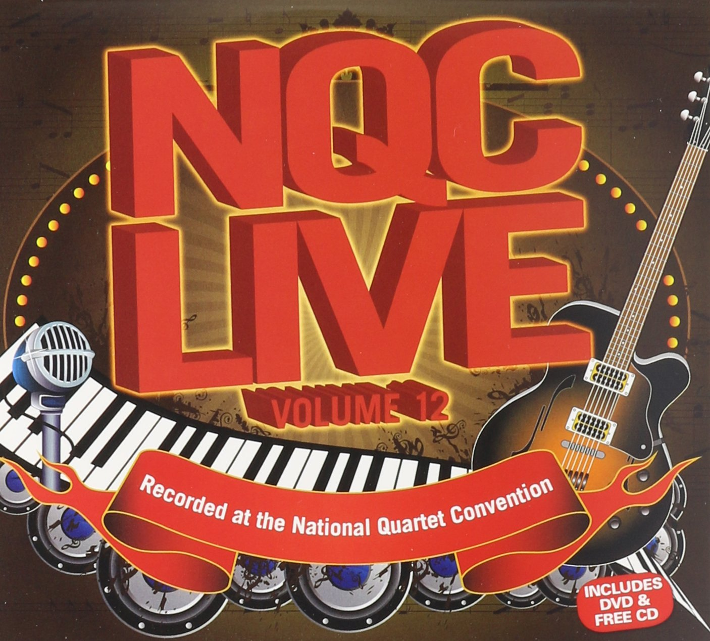 NQC Live Volume 12 by Crossroads Records