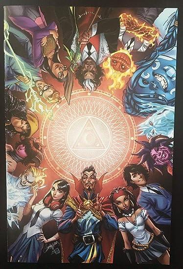 Strange Academy #1 2020 Virgin Variant Marvel Comic Book NM Condition JSC J  Scott Campbell - PLEASE