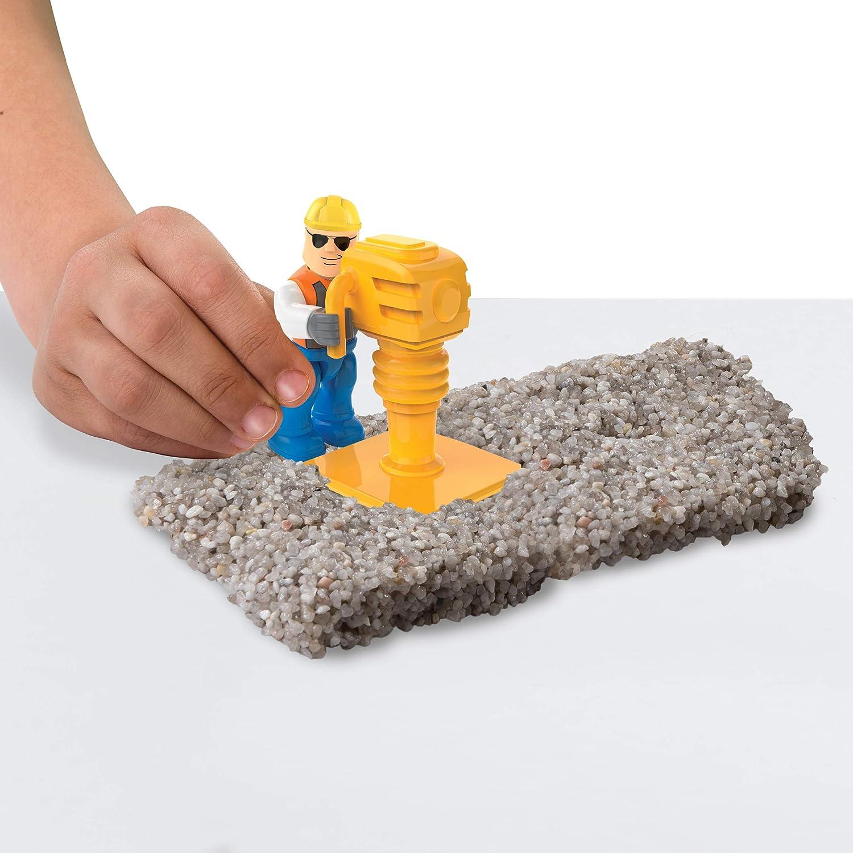 Kinetic Sand Rock Crusher Playset