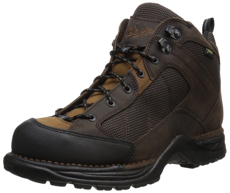 Danner Men's Radical 452 GTX Outdoor Boot,Dark Brown,10 EE US by Danner