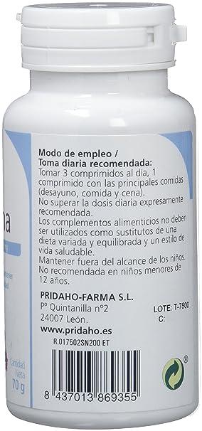 Sanon Valeriana, Complemento Alimenticio, 200 Comprimidos, 350 mg: Amazon.es: Salud y cuidado personal