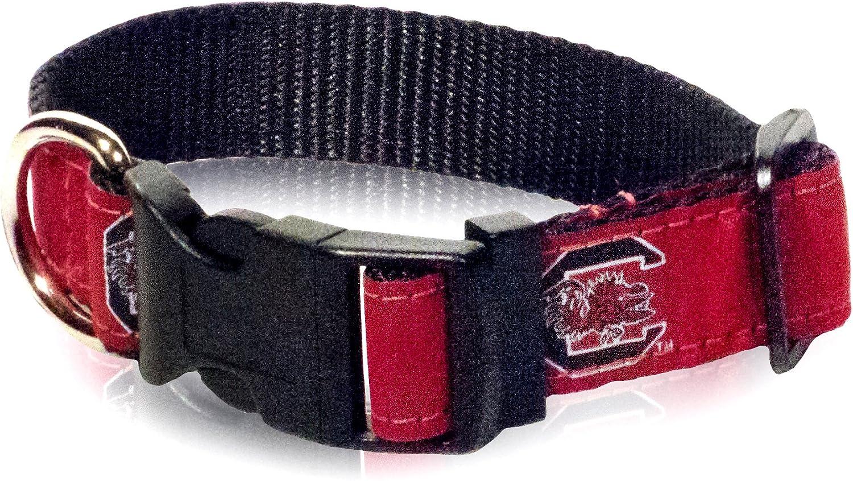 Team Color, Small NCAA South Carolina Fighting Gamecocks Dog Leash