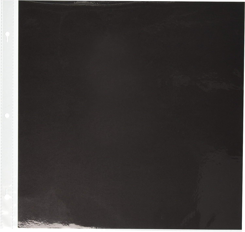 Same Shipping Any Qty Pioneer 12x15 Fabric Memory Book Black