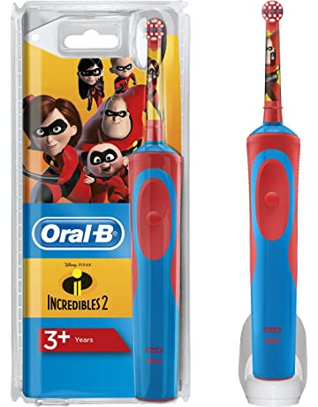 Oral-B Stages Power Kids Cepillo Eléctrico Niños Personajes Incredibles