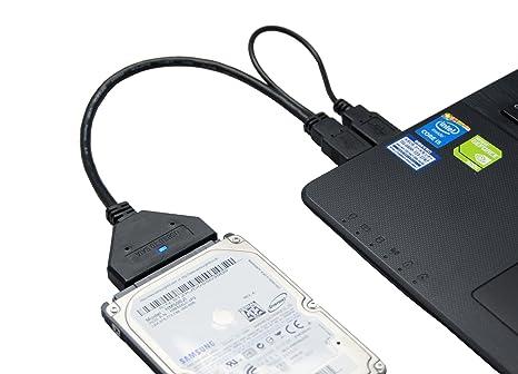 Cyberplugs sólo Acceso lámpara como añadir un SATA-USB 3.0 ...