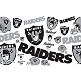 Tervis 1248305 NFL Oakland Raiders All Over Tumbler