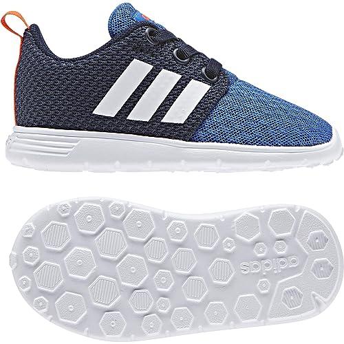 factory price 163d7 8057e adidas Swifty Inf, Scarpe da Ginnastica Unisex – Bambini, Blu (Azul Ftwbla