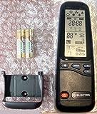 Télécommande de remplacement pour la télécommande AIRWELL RC4