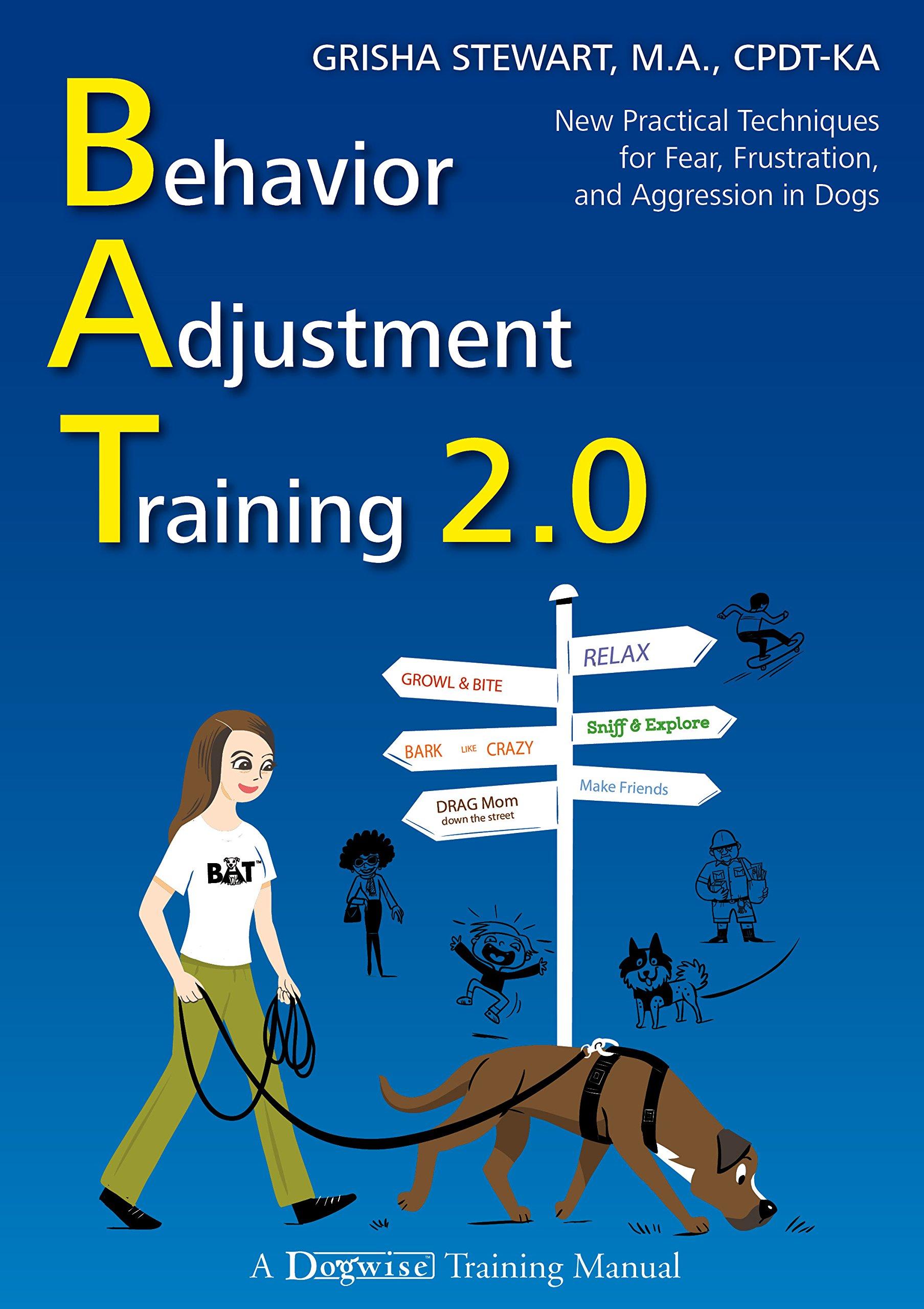 Behavior Adjustment Training 2 0 Frustration product image