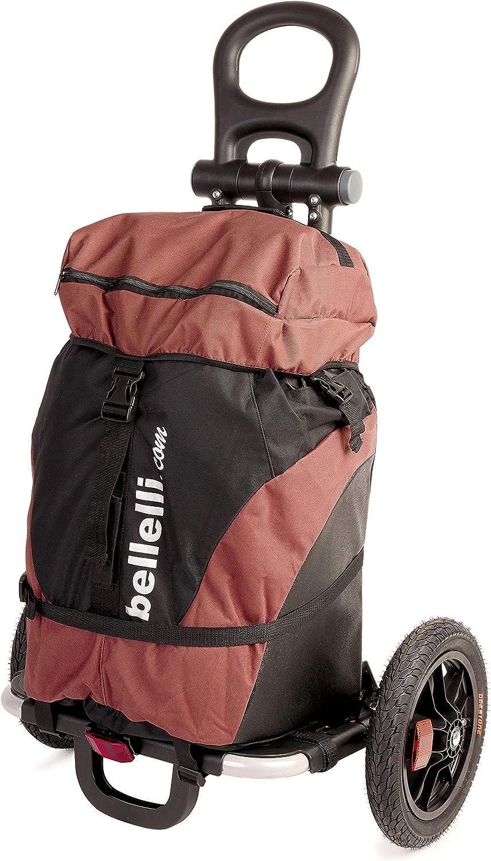 Qeedo Shopping Bag f/ür Burley Travoy Einkaufstasche f/ür Trolley