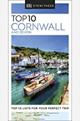 DK Eyewitness Top 10 Cornwall and Devon (Pocket Travel Guide) Kindle Edition