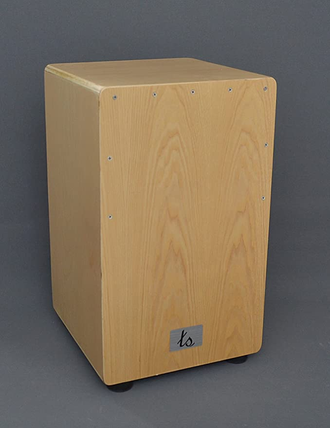 Relativ Cajon Percussion Holz Kistentrommel mit Snare Saiten in FZ33