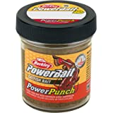 Berkley Catfish Power Punch Cheese Fishing Bait, Multi, 3 oz