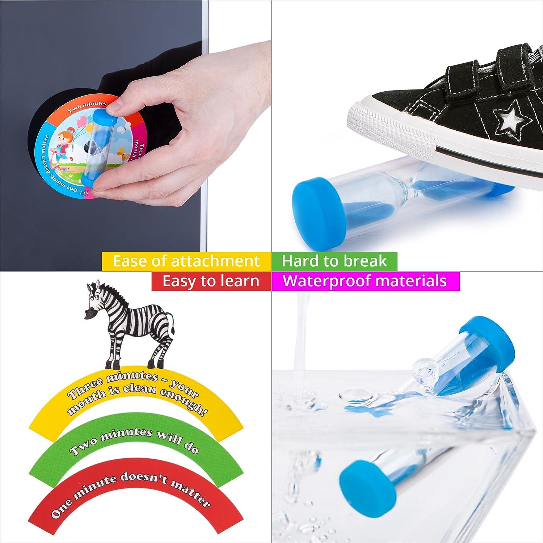 ank-trade 3 minutos cepillo de dientes temporizador ayuda a ...