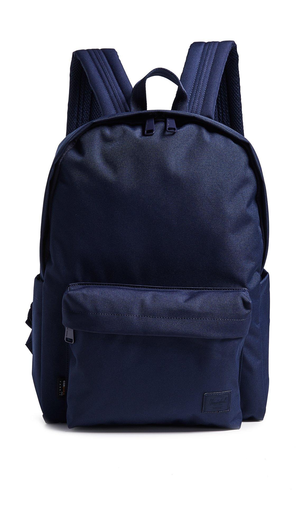 Herschel Supply Co. Men's Cordura Berg Backpack, Peacoat Navy, One Size