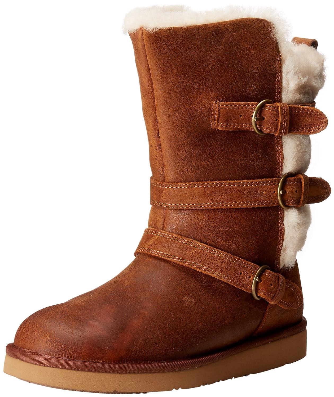 65de35f55e6 UGG Australia Womens Becket Chestnut Winter Boot - 5: Amazon.co.uk ...