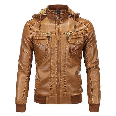 giacca di pelle deformata