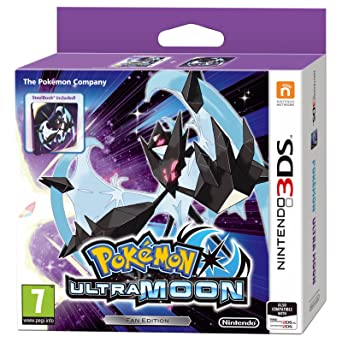 pokemon ultra sun fan edition pre order