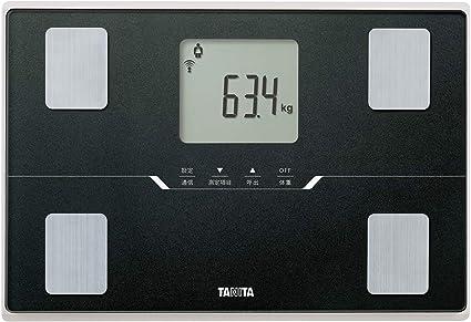 タニタ 体重 体組成計 ブラック BC-768 BK