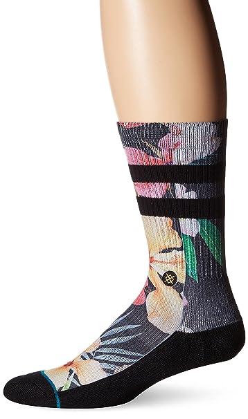 Stance Postura Lynx calcetines, calcetines de color negro Negro negro: Amazon.es: Ropa y accesorios