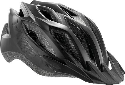 MET Crossover Cyclisme Casque-Noir