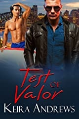 Test of Valor: Gay May-December Romance Kindle Edition