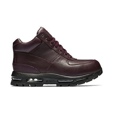 best cheap c5a7f f6635 Amazon.com   Nike Mens ACG Air Max Goadome Leather Boots Deep Burgundy Black  865031-604 Size 15   Hiking Boots