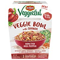 Deals on Del Monte Veggieful Roasted Red Pepper Veggie Bowl 7.4-Oz Bowl