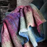 Kaleidoscope Mohair Throw