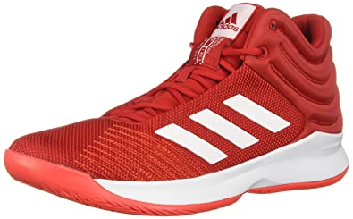 purchase cheap 0084b c2375 adidas - Pro Spark 2018 Herren, Rot (Scarlet White Hi-Res