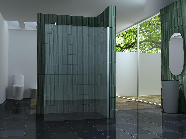 10 mm Duschtrennwand FREE 70 x 200 cm: Amazon.de: Baumarkt
