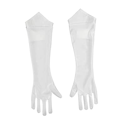 Nintendo Super Mario Brothers Princess Peach Child Gloves, One Size Child: Toys & Games