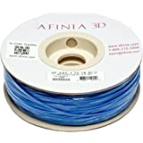 AFINIA(アフィニア) 純正バリューABSフィラメント ブルー 1kg