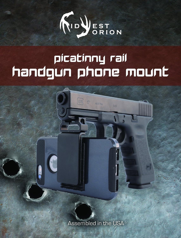 Convergent Phone Gun Mount for Picatinny Rail