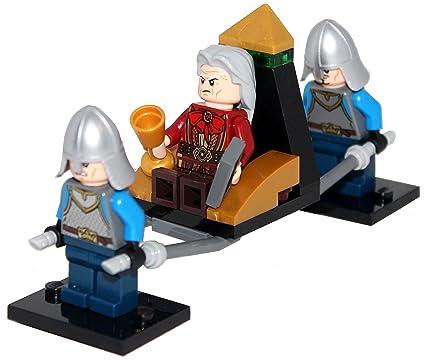 Amazon.com: Walder Frey – Juego de Tronos Minifigura ...