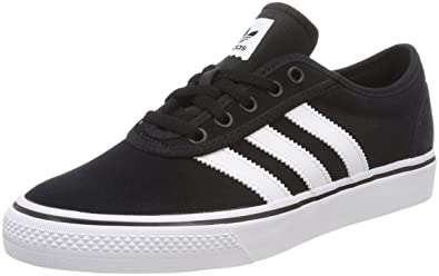 adidas - Adiease - BY4028 - Color: Black - Size: 8.0