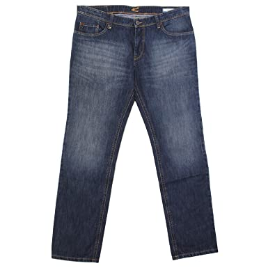 40920ae3306a camel active Herren Jeans Normaler Bund 488220/5+75