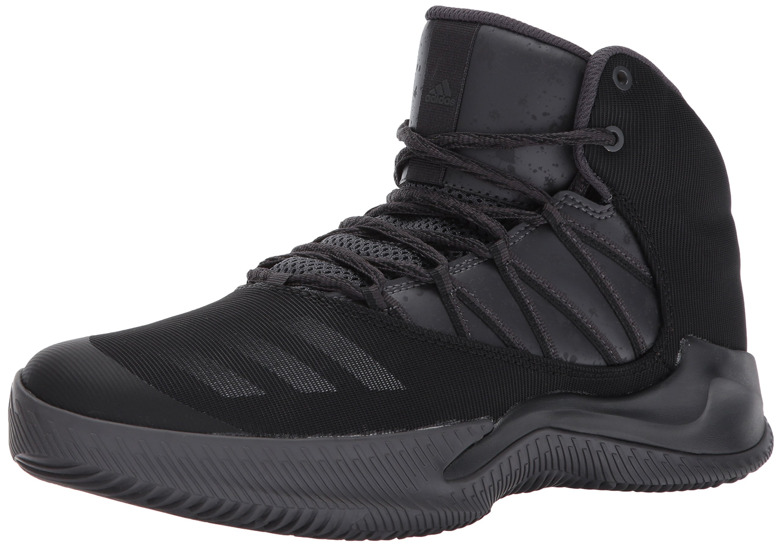 e3c63661a69b Galleon - Adidas Men s Ball 365 Inspired Basketball Shoe Utility Black White