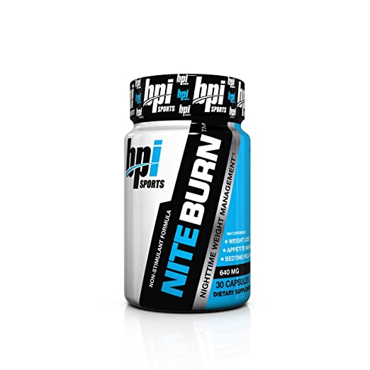 BPI Sports Nite-Burn Nighttime Fat Burner