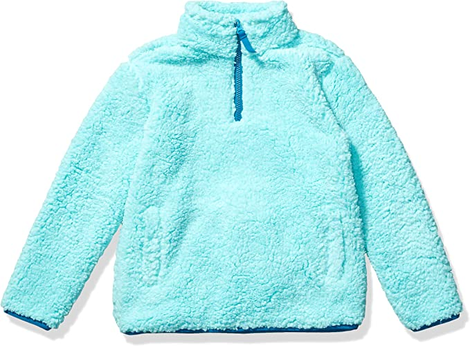 Essentials fleece-outerwear-jackets Donna Polar Fleece Lined Sherpa Full-zip Jacket