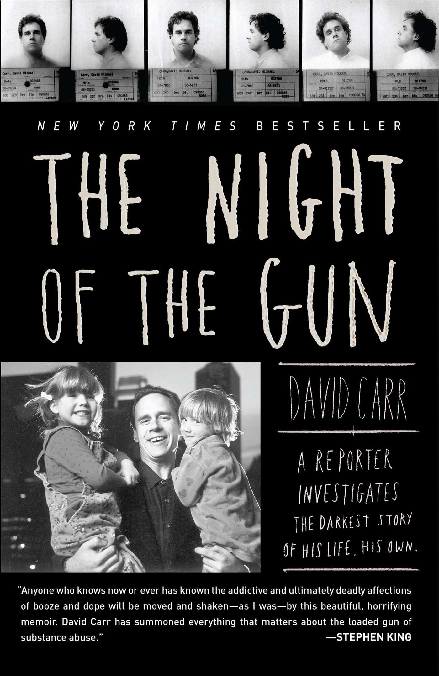 The Night of the Gun: A Reporter Investigates the Darkest Story of His Life
